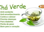 Os Benefícios do Chá verde