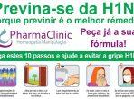 PharmaClinic - Farmácia de Manipulação e Homeopatia
